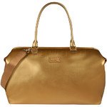 Lipault Miss Plume Medium Weekend Bag Dark Gold 86104