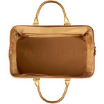 Lipault Miss Plume Medium Bowling Bag Dark Gold 86107 - 3
