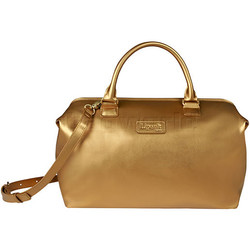 Lipault Miss Plume Medium Bowling Bag Dark Gold 86107