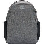 "Pacsafe Metrosafe LS350 Anti-Theft 13.3"" Laptop 15L Backpack Tweed 30430"