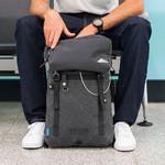 "Pacsafe Ultimatesafe Z15 Anti-Theft 15.6"" Laptop Backpack Charcoal 25215 - 6"