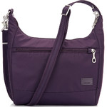 Pacsafe Citysafe CS100 Anti-Theft Tablet Handbag Mulberry 20210