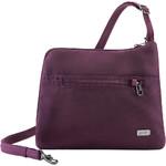 Pacsafe Daysafe Anti-Theft Slim Crossbody Tablet Bag Berry 20500 - 2