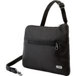 Pacsafe Daysafe Anti-Theft Slim Crossbody Tablet Bag Navy Polka Dot 20500 - 3