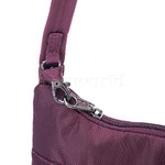 Pacsafe Daysafe Anti-Theft Slim Crossbody Tablet Bag Berry 20500 - 5