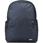 "Pacsafe Daysafe Anti-Theft 13"" Laptop Backpack Navy Polka Dot 20520"