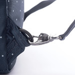 "Pacsafe Daysafe Anti-Theft 13"" Laptop Backpack Navy Polka Dot 20520 - 4"