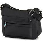 Samsonite Move 2.0 Secure Anti-Theft Small Shoulder Bag Black 80338