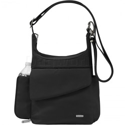 Travelon Classic Anti-Theft Messenger Bag Black 42242