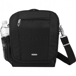 Travelon Classic Anti-Theft Tablet Tour Bag Medium Black 42472