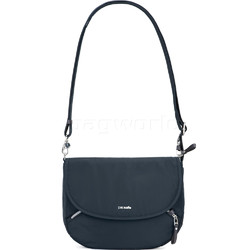 78c85c4149 Pacsafe Stylesafe Anti-Theft Cross Body Bag Navy 20600