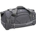 High Sierra Bubba Carryon Duffle Bag Charcoal 25546