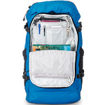 "Pacsafe Venturesafe X30 Anti-Theft 15.4"" Laptop Adventure Backpack Black 60415 - 4"