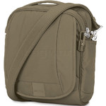 Pacsafe Metrosafe LS200 Anti-Theft Tablet Shoulder Bag Earth Khaki 30420