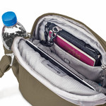 Pacsafe Metrosafe LS200 Anti-Theft Tablet Shoulder Bag Earth Khaki 30420 - 4