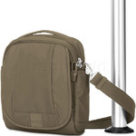 Pacsafe Metrosafe LS200 Anti-Theft Tablet Shoulder Bag Earth Khaki 30420 - 5
