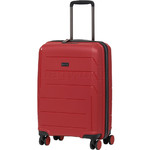 Qantas London Small/Cabin 56cm Hardside Suitcase Red 78956