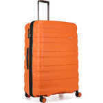 Antler Juno 2 Large 80cm Hardside Suitcase Orange 42215