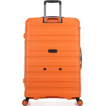 Antler Juno 2 Large 80cm Hardside Suitcase Orange 42215 - 1