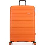 Antler Juno 2 Hardside Suitcase Set of 3 Orange 42215, 42216, 42219 with FREE GO Travel Luggage Scale G2006 - 2