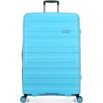 Antler Juno 2 Large 80cm Hardside Suitcase Turquoise 42215 - 2