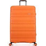 Antler Juno 2 Large 80cm Hardside Suitcase Orange 42215 - 2