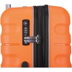Antler Juno 2 Hardside Suitcase Set of 3 Orange 42215, 42216, 42219 with FREE GO Travel Luggage Scale G2006 - 5