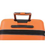 Antler Juno 2 Hardside Suitcase Set of 3 Orange 42215, 42216, 42219 with FREE GO Travel Luggage Scale G2006 - 6
