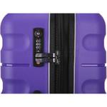 Antler Juno 2 Large 80cm Hardside Suitcase Purple 42215 - 5