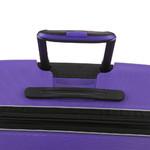 Antler Juno 2 Hardside Suitcase Set of 3 Purple 42215, 42216, 42219 with FREE GO Travel Luggage Scale G2006 - 6