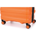 Antler Juno 2 Large 80cm Hardside Suitcase Orange 42215 - 6