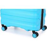 Antler Juno 2 Large 80cm Hardside Suitcase Turquoise 42215 - 6