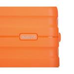 Antler Juno 2 Hardside Suitcase Set of 3 Orange 42215, 42216, 42219 with FREE GO Travel Luggage Scale G2006 - 7