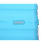 Antler Juno 2 Large 80cm Hardside Suitcase Turquoise 42215 - 8