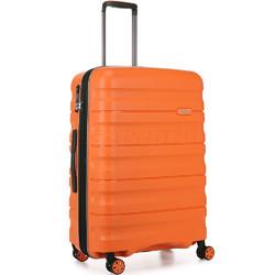 Antler Juno 2 Medium 68cm Hardside Suitcase Orange 42216