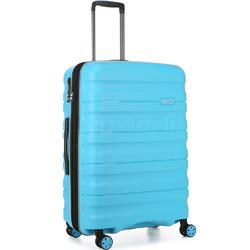 Antler Juno 2 Medium 68cm Hardside Suitcase Turquoise 42216