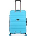 Antler Juno 2 Medium 68cm Hardside Suitcase Turquoise 42216 - 1