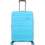 Antler Juno 2 Medium 68cm Hardside Suitcase Turquoise 42216 - 2