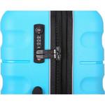 Antler Juno 2 Medium 68cm Hardside Suitcase Turquoise 42216 - 5
