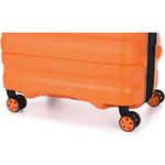 Antler Juno 2 Medium 68cm Hardside Suitcase Orange 42216 - 6