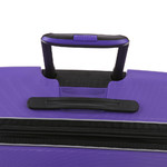 Antler Juno 2 Medium 68cm Hardside Suitcase Purple 42216 - 7