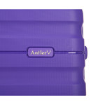 Antler Juno 2 Medium 68cm Hardside Suitcase Purple 42216 - 8