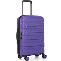 Antler Juno 2 Small/Cabin 56cm Hardside Suitcase Purple 42219