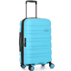 Antler Juno 2 Small/Cabin 56cm Hardside Suitcase Turquoise 42219