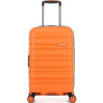 Antler Juno 2 Small/Cabin 56cm Hardside Suitcase Orange 42219 - 2