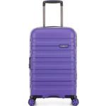 Antler Juno 2 Small/Cabin 56cm Hardside Suitcase Purple 42219 - 2