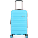 Antler Juno 2 Small/Cabin 56cm Hardside Suitcase Turquoise 42219 - 2