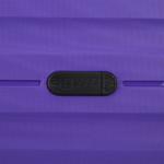 Antler Juno 2 Small/Cabin 56cm Hardside Suitcase Purple 42219 - 5