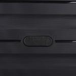 Antler Juno 2 Small/Cabin 56cm Hardside Suitcase Black 42219 - 5