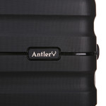 Antler Juno 2 Small/Cabin 56cm Hardside Suitcase Black 42219 - 6
